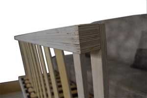 Диван-стол-кровать 150, брусок рамки матраца.